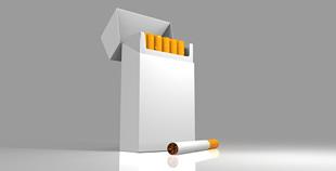 Pacchetti di sigarette no logo