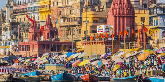 Notizie dall'India: dai superdiffusori agli effetti del lockdown