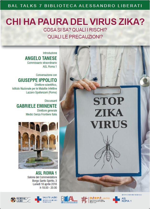 Chi ha paura del virus Zika?