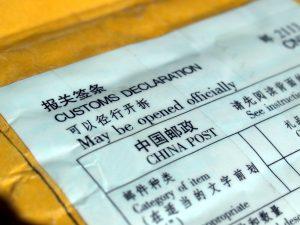Il nuovo coronavirus può diffondersi tramite pacchi in arrivo dalla Cina?