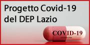 Progetto Covid-19 del DEP Lazio